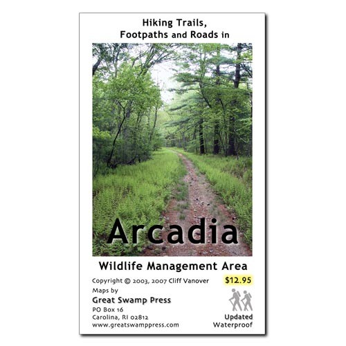 Arcadia map cover