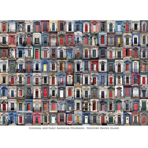 Newportl-door-poster-small  sc 1 st  Great Sw& Press & Poster u2013 Colonial and Early American Doorways u2013 Newport Rhode ... pezcame.com